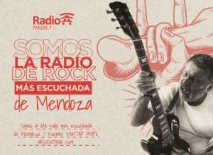 Somos la radio del Rock